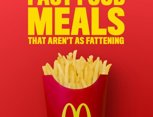 Fast Food Meals That Aren't As Fattening!