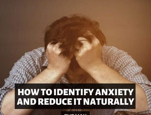 How to reduce stress or anxiety naturally