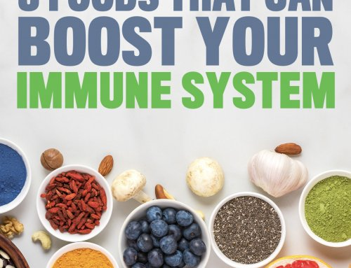 Foods that strengthen your immune system!