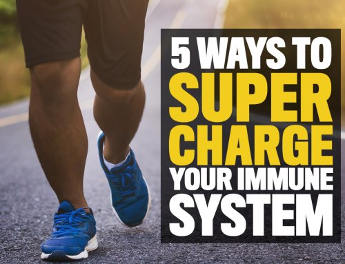 5 Ways to Supercharge your immune system!