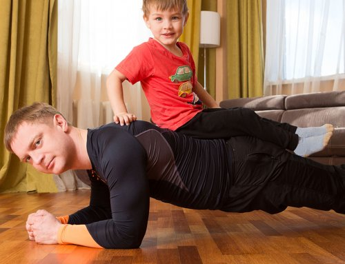 5 Simple Exercises You Can Do From Your Couch!
