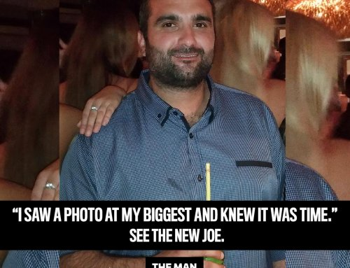 Joey Kicked Out His Bad Habits and Lost 28kgs