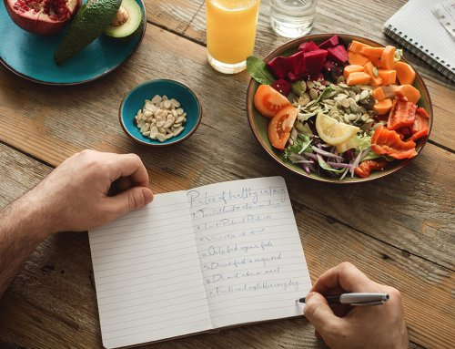 Why You Should Keep A Food Diary