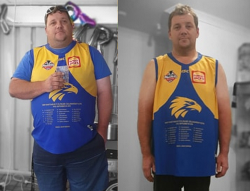 Robert Lost 40kg After Being Told He Had 6 Years To Live