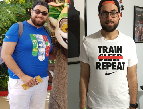 Stephen Lost a Life-Changing and Inspiring 51kg!