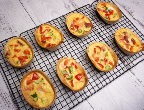 Mini Low Carb Quiche