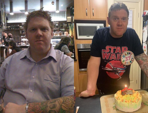 Matt Lost 30kg And Had More Energy Than He Had In Years