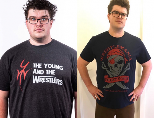 Ryan Overcame His Mindset And Lost 24kg