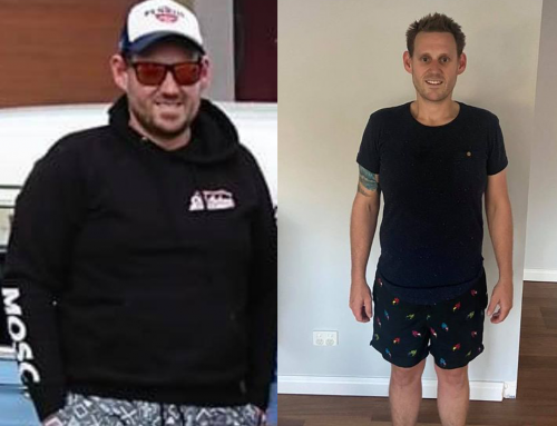 Jay's Energy Levels Are Through The Roof Since Losing 24kg