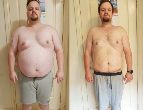 Ash lost 50kg and is now on a mission!