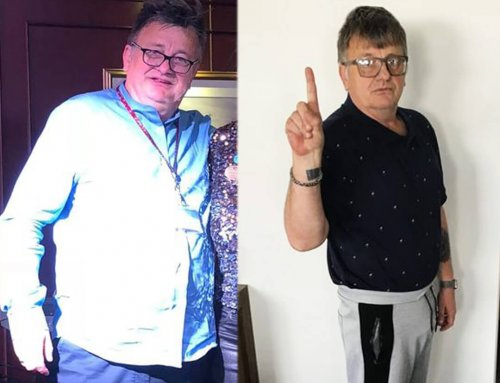 Nik lost 22kg thanks to lockdown!
