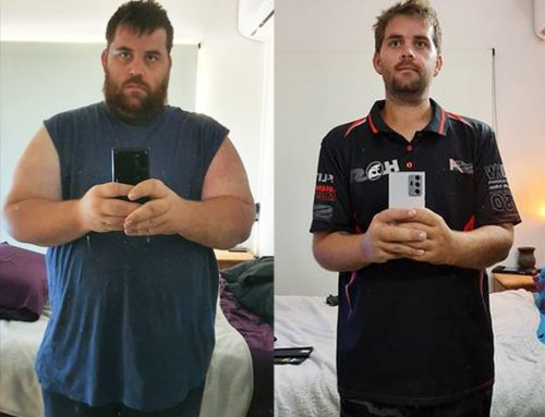 Josh Lost a whopping 73kg in 9 months!