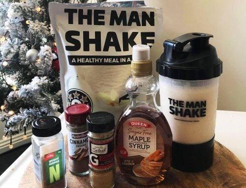 The Gingerbread Man Shake