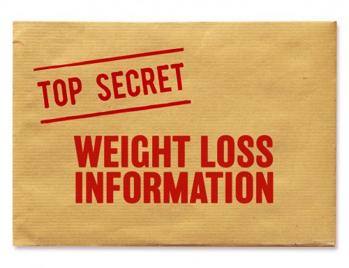 The secret weapon for weight loss.
