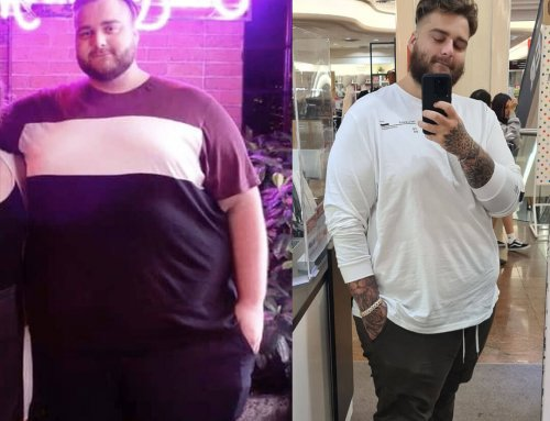 Dane lost a jaw dropping 81kg!
