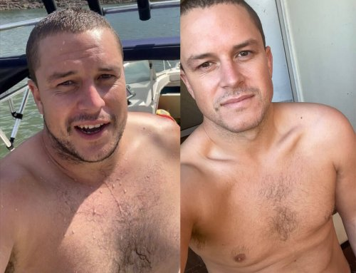 Tim lost 32kg after trying everything else!