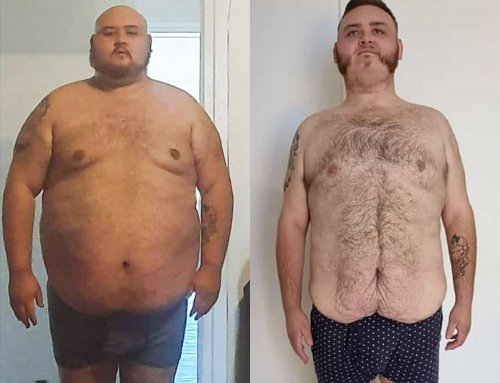 Trent lost a mind blowing 72kg and gained a new outlook!